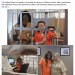 Controversial photos at Judicial Council party prompt complaints of racial insensitivity